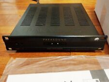 Parasound Zamp v.3 Stereo Amplifier in Box with Manual - Great Mighty Mouse