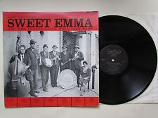 Sweet Emma New Orleans SWEET EMMA & Her Preservation Hall Jazz Band USA LP, 1964