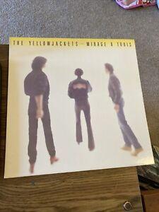 Yellowjackets -Mirage A Trois LP, 1983 Warner Bros 1-23813