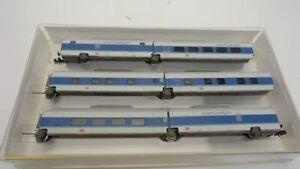 Minitrix 13723 Personenwagen Talgo Intercity Night 6-teilig OVP