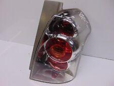 Toyota Corolla Verso 04-07 Drivers Right Rear Brake Light  + Bulb Holder