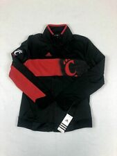 NEW adidas Cincinnati Bearcats - Men's Black/Red Climawarm Jacket (XS)