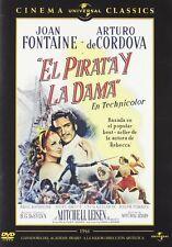 FRENCHMAN'S CREEK (1944 Joan Fontaine)  -  DVD - PAL Region 2 - New