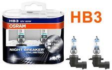 Night Breaker Unlimited HB3 60W 12v Halogenleuchtmittel