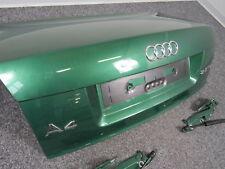 Heckklappe Audi A4 B6 Limousine LZ6R avocadogrün perleffekt