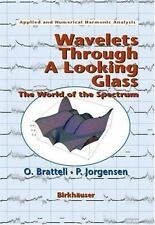 Wavelets Through a Looking Glass : The World of the Spectrum by Ola Bratteli...