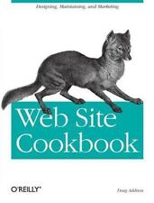 Web Site Cookbook: Solutions & Examples for Building and Administering-ExLibrary