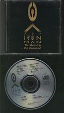 PETE TOWNSHEND The Iron Man 1989 USA CD ALBUM ATLANTIC  THE WHO NR MINT