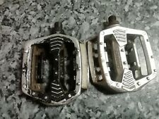 Shimano pd mx15 pedals for Kuwahara Et Kz1 old school BMX haro for dx cranks