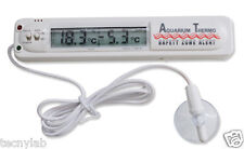 Termómetro digital dual para acuario / Aquarium dual digital thermometer