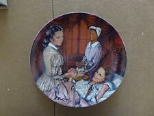 """KNOWLES """"MELANIE GIVES BIRTH"""" COLLECTOR PLATE"""