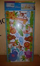 """***NEU*** Wandtattoos """"Dschungel"""" Baby-, Kinderzimmer in OVP, 60 x 32 cm"""