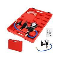 Professional Radiator Cooling System Vacuum Purge Coolant Refill Tool Kit Set