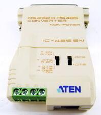 Aten IC-485SN RS-232/RS-485 Interface Converter