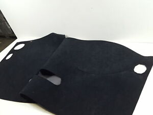 Premium Carpet, Red DashMat Original Dashboard Cover Chrysler Concorde