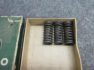 1934 35 36 Nash Layfayette 6 Cylinder Engine Valve Springs / Toledo Steel VS316