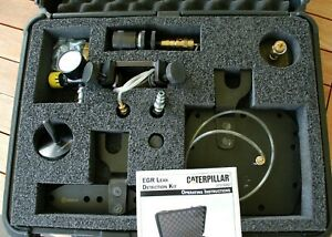 Caterpillar 372-5257 EGR Leak Detection Tool CT11 CT13 CT15 Diesel Truck Engine