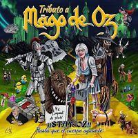 Tributo A Mago De Oz CD / DVD Stay Oz! Hasta Que El Cuerpo Aguante NOW SHIPPING!