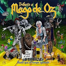 Tributo A Mago De Oz CD / DVD Stay Oz! Hasta Que El Cuerpo Aguante NOW SHIPPING!