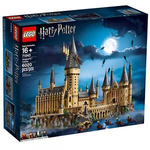 LEGO® Harry Potter™ (71043) Schloss Hogwarts™ NEU & OVP ! + Geschenk!