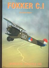 WINDSOCK  DATAFILE  140 FOKKER C.1,       sb new