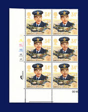 More details for 1986 sg1340 34p lord portal / mosquito w676 cylinder block (6) dot mnh um cuez