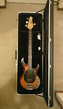 VINTAGE BASS GUITAR BY JOHN HORNBY SKEWES WITH HARD CASE