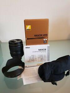 Nikon Nikkor AF-S 24-120 mm f/4 G ED VR