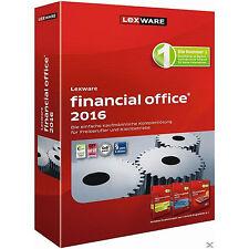 Lexware Financial Office 2016 Inkl. 365 Tage Aktualitätsgarantie