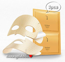 Sulwhasoo Concentrated Ginseng Renewing Creamy Mask x 3 Set Anti-aging + 1sample