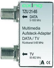Axing multimedia-adaptador tzu21-65