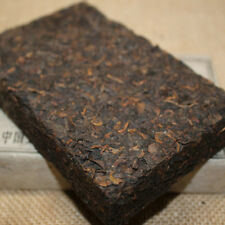 1962 Year 250g Chinese Yunnan Puer Tea Brick Ancient Tree Pu-erh Tea Gift Exquis