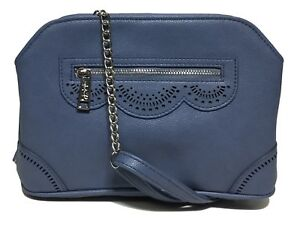 NWT Jessica Simpson Woman's Triple Compartment X-Body, Sky Blue, MSRP: $48.00