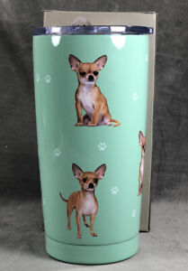Chihuahua Ultimate Travel Tumbler New In Box