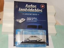 1960 Auto Union DKW 1000S Diecast Car Argentina New Sealed 1/43 USA Seller