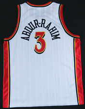 Shareef Abdur Rahim Atlanta Hawks Reebok Authentic NBA Basketball Sewn #3 Jersey