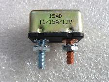 Harley davidson 15 amp circuit breaker