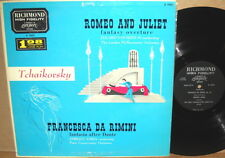 RICHMOND LONDON Tchaikovsky ROMEO & JULIET Van Beinum RIMINI Dante B-19027 NM