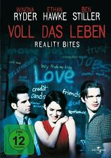 DVD VOLL DAS LEBEN - REALITY BITES # Winona Ryder, Ethan Hawke ++NEU