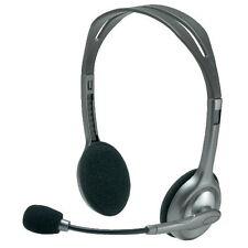 Headset / Kopfhörer Logitech H110 Stereo incl. Mikrofon