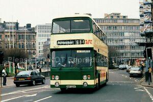 Original Bus Slide: Yorkshire Rider Leyland Atlantean KWY221V ex WYPTE