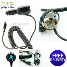 Genuine HTC Car Charger Adapter One Max Mini XL X SV M9 M8 M7 / Desire Wildfire