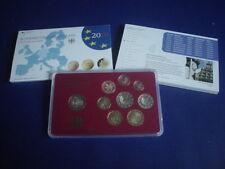 BRD KMS 2010 PP, A,D,F,G,J komplett , Kursmünzensatz