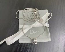 """Christian Dior - 17"""" Necklace - Cube"""