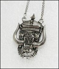 Motorhead Vintage 80's Pendant Chain Necklace Lemmy