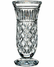 """Waterford 8""""  Footed Vase New in Box"""