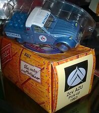 NOREV HACHETTE CITROEN 2CV AZU PICK UP BUTAGAZ 1963 New + shell box