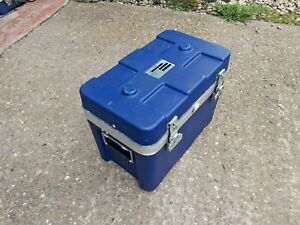 Royal Navy HMS Bulwark M1 Large Tool Box Case With Foam Cut Out Tool Trays
