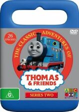 Thomas & and Friends : Series 2 (DVD) SEASON TWO - 26 EPISODES - Over 2 Hours !