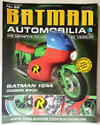 BATMAN Automobilia Issue 62 Batman Comic 244 ROBIN BIKE Motorbike Magazine Only